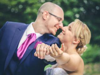 Le mariage de Géraldine et Cyril