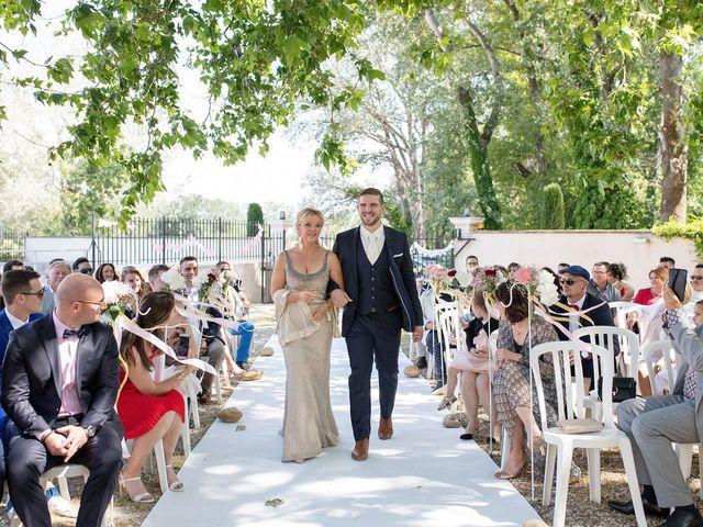 Le mariage de Anthony et Laurie à Châteauneuf-du-Pape, Vaucluse 45