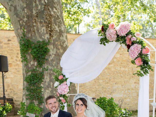 Le mariage de Anthony et Laurie à Châteauneuf-du-Pape, Vaucluse 52