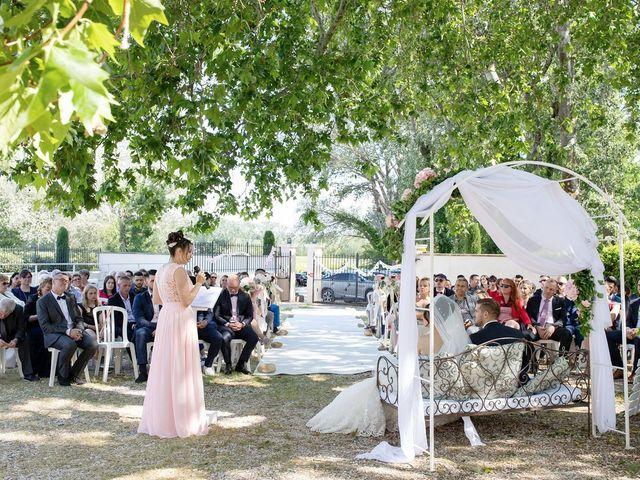 Le mariage de Anthony et Laurie à Châteauneuf-du-Pape, Vaucluse 55