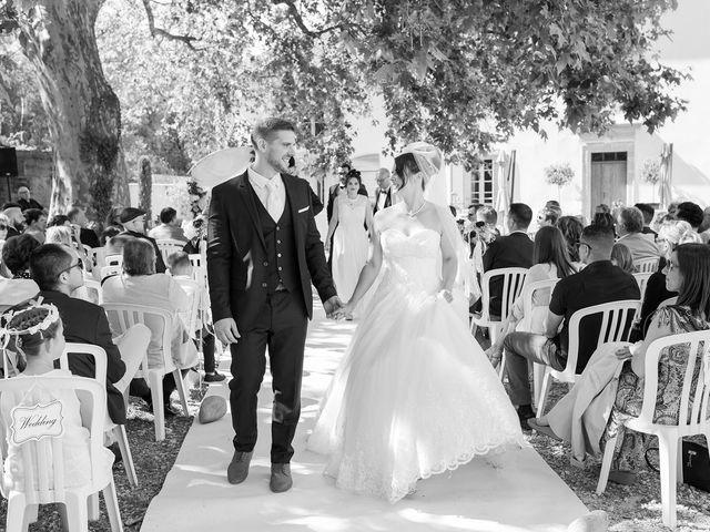 Le mariage de Anthony et Laurie à Châteauneuf-du-Pape, Vaucluse 65