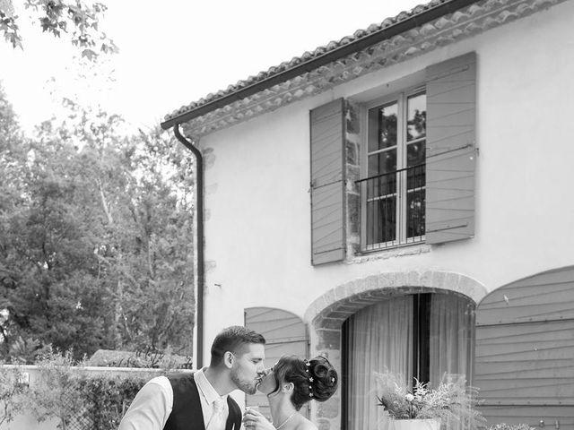 Le mariage de Anthony et Laurie à Châteauneuf-du-Pape, Vaucluse 86