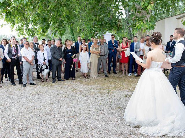 Le mariage de Anthony et Laurie à Châteauneuf-du-Pape, Vaucluse 84