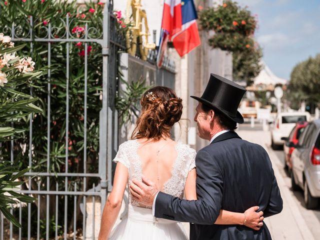 Le mariage de Mathieu et Elsa à Le Château-d'Oléron, Charente Maritime 3