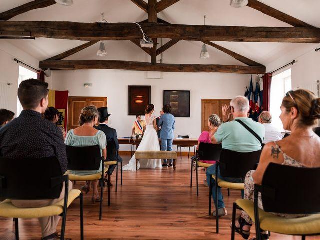 Le mariage de Mathieu et Elsa à Le Château-d'Oléron, Charente Maritime 7