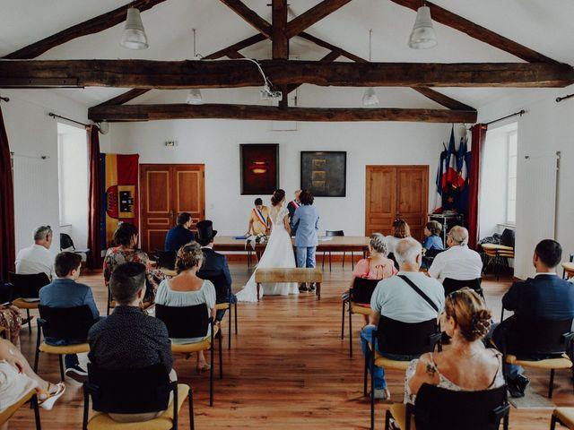 Le mariage de Mathieu et Elsa à Le Château-d'Oléron, Charente Maritime 8