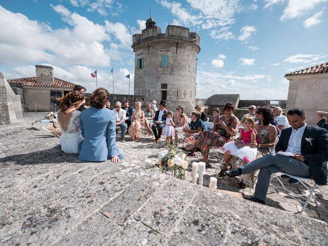 Le mariage de Mathieu et Elsa à Le Château-d'Oléron, Charente Maritime 18