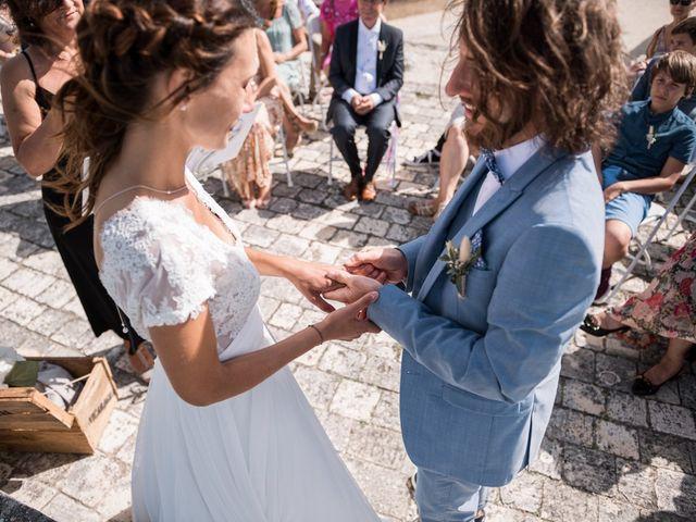 Le mariage de Mathieu et Elsa à Le Château-d'Oléron, Charente Maritime 19