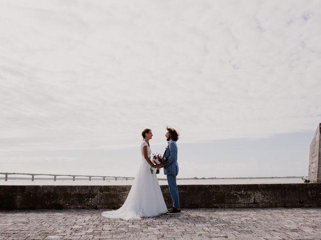 Le mariage de Mathieu et Elsa à Le Château-d'Oléron, Charente Maritime 24