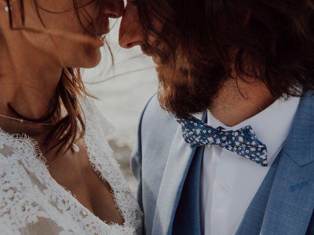 Le mariage de Elsa et Mathieu
