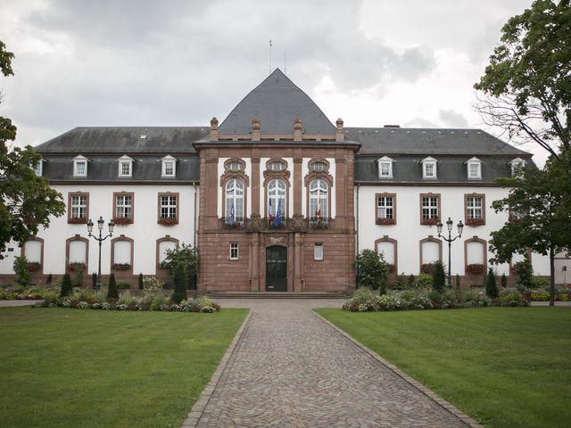 Le mariage de Alexis et Anne à Haguenau, Bas Rhin 2