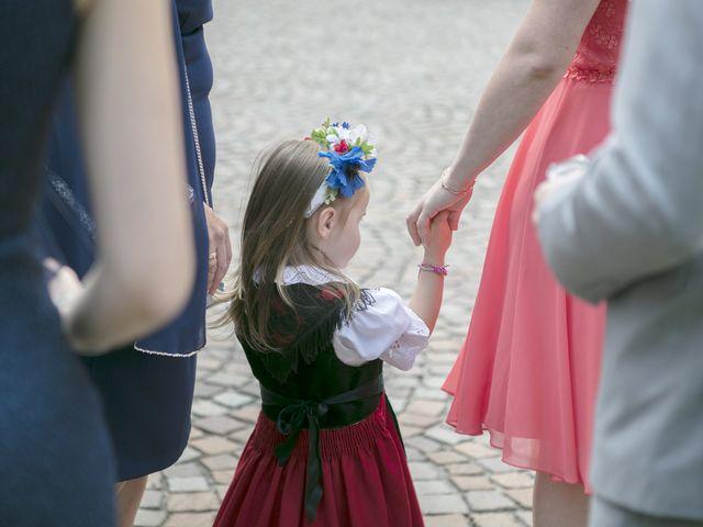 Le mariage de Alexis et Anne à Haguenau, Bas Rhin 4