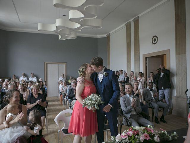 Le mariage de Alexis et Anne à Haguenau, Bas Rhin 8