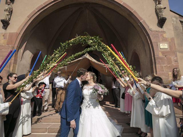 Le mariage de Alexis et Anne à Haguenau, Bas Rhin 27