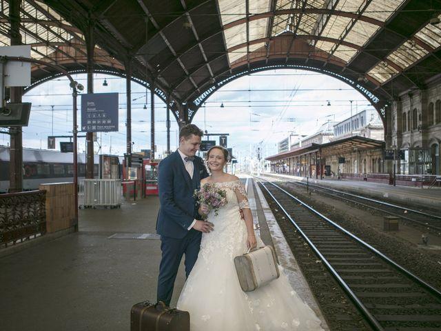 Le mariage de Alexis et Anne à Haguenau, Bas Rhin 29