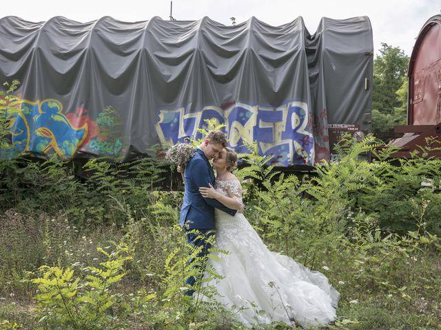 Le mariage de Alexis et Anne à Haguenau, Bas Rhin 32