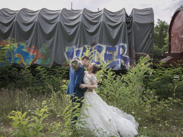 Le mariage de Alexis et Anne à Haguenau, Bas Rhin 35