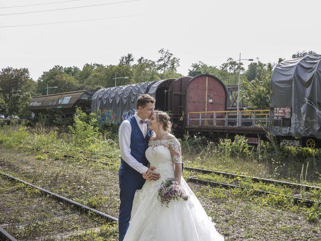 Le mariage de Alexis et Anne à Haguenau, Bas Rhin 36