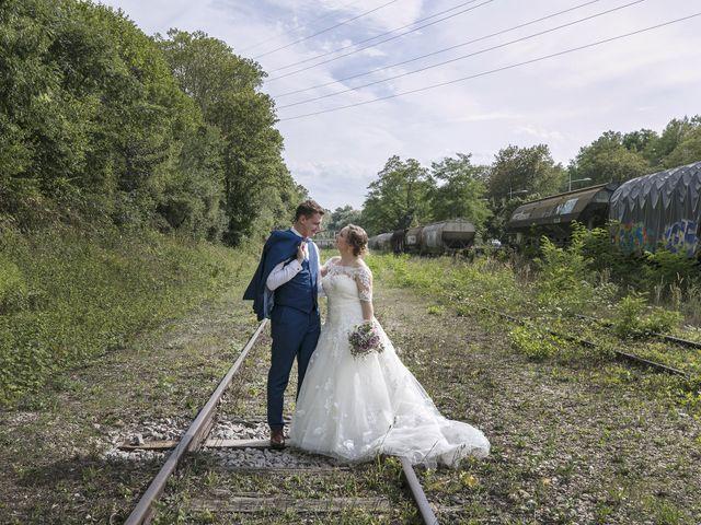 Le mariage de Alexis et Anne à Haguenau, Bas Rhin 38