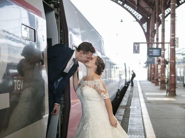 Le mariage de Alexis et Anne à Haguenau, Bas Rhin 42