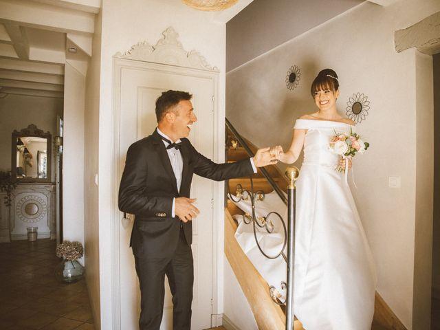 Le mariage de Jean et Marie à Lavaur, Tarn 1