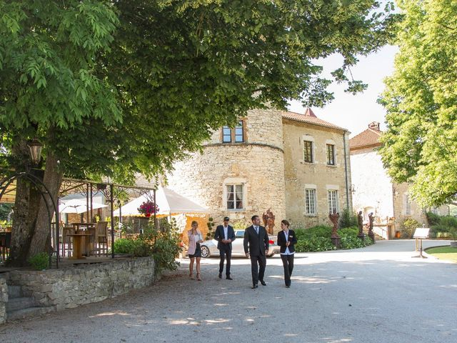 Le mariage de Ludo et Maud à Vignieu, Isère 4