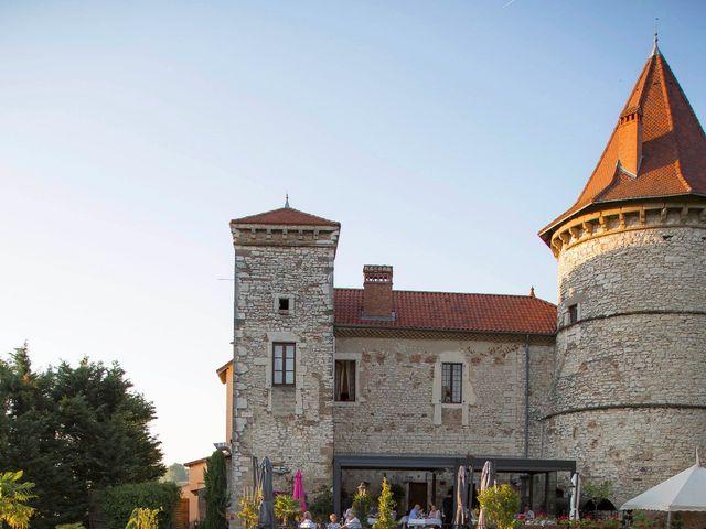 Le mariage de Ludo et Maud à Vignieu, Isère 6