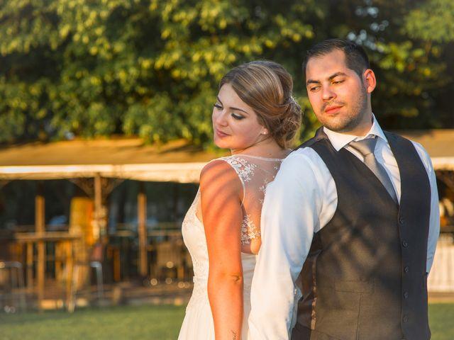 Le mariage de Ludo et Maud à Vignieu, Isère 9