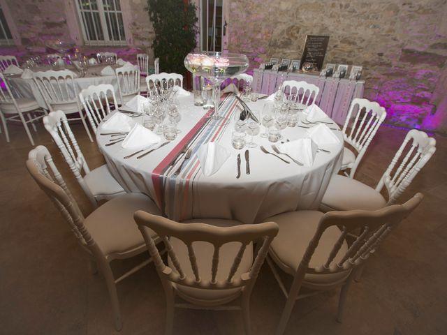 Le mariage de Ludo et Maud à Vignieu, Isère 10