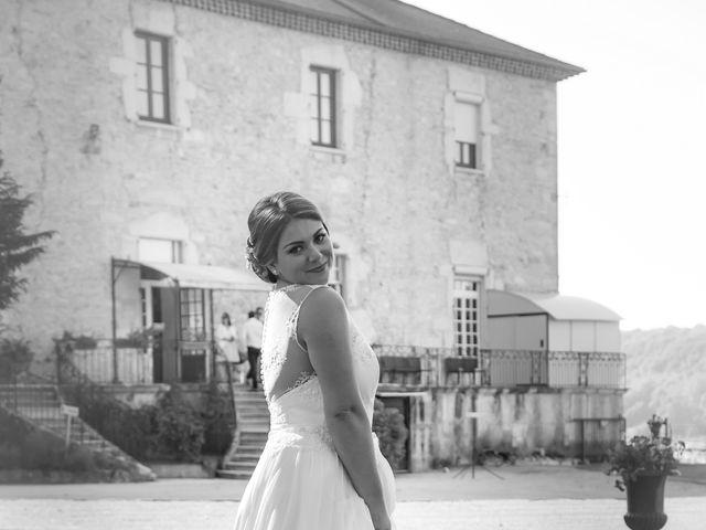 Le mariage de Ludo et Maud à Vignieu, Isère 13