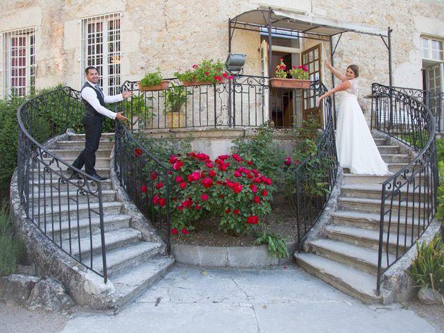 Le mariage de Ludo et Maud à Vignieu, Isère 16