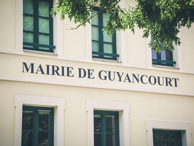 Le mariage de Cyril et Géraldine à Guyancourt, Yvelines 27