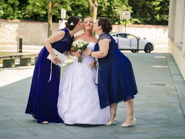 Le mariage de Cyril et Géraldine à Guyancourt, Yvelines 37