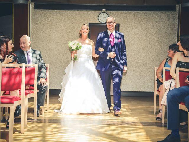 Le mariage de Cyril et Géraldine à Guyancourt, Yvelines 44