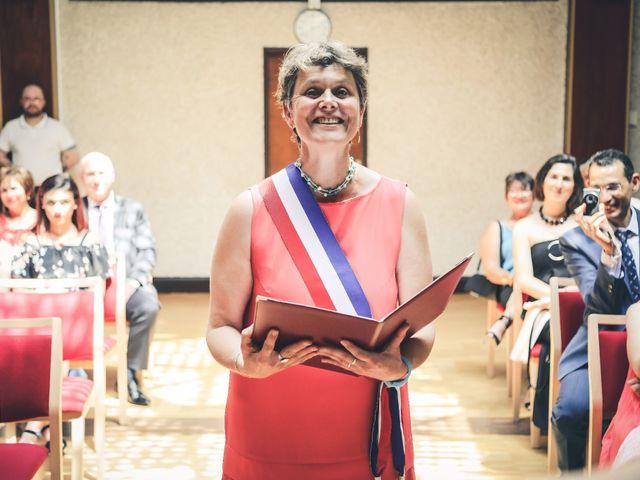 Le mariage de Cyril et Géraldine à Guyancourt, Yvelines 52