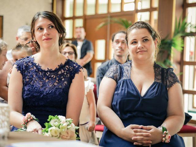 Le mariage de Cyril et Géraldine à Guyancourt, Yvelines 54