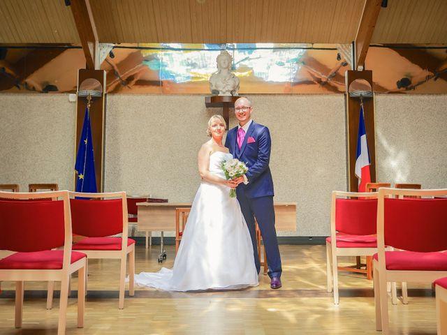 Le mariage de Cyril et Géraldine à Guyancourt, Yvelines 60
