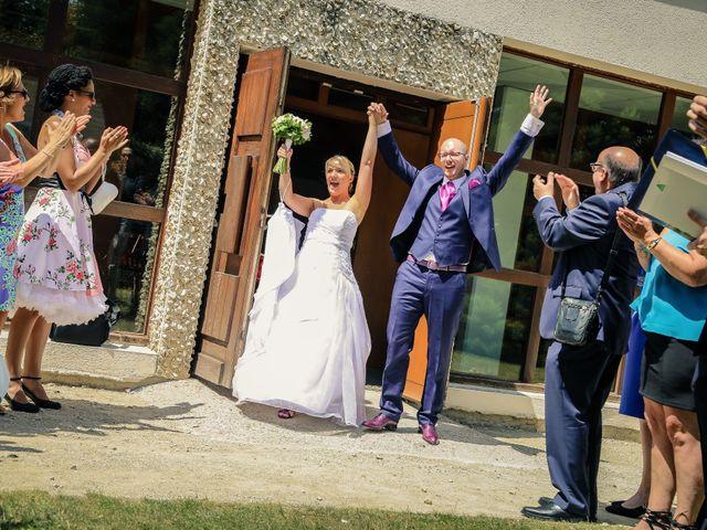 Le mariage de Cyril et Géraldine à Guyancourt, Yvelines 63