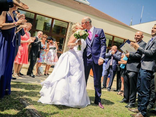 Le mariage de Cyril et Géraldine à Guyancourt, Yvelines 64