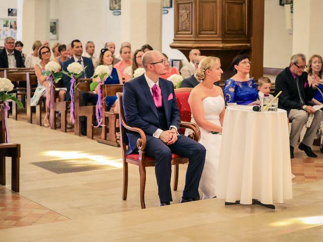 Le mariage de Cyril et Géraldine à Guyancourt, Yvelines 80