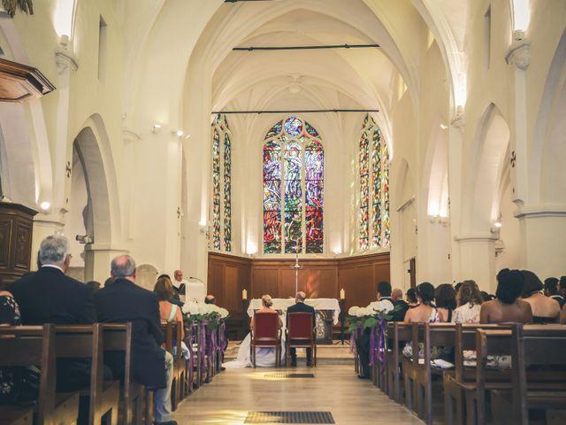 Le mariage de Cyril et Géraldine à Guyancourt, Yvelines 85