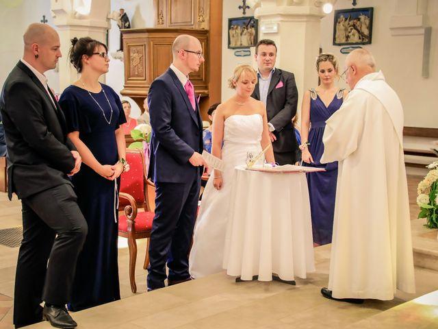Le mariage de Cyril et Géraldine à Guyancourt, Yvelines 86