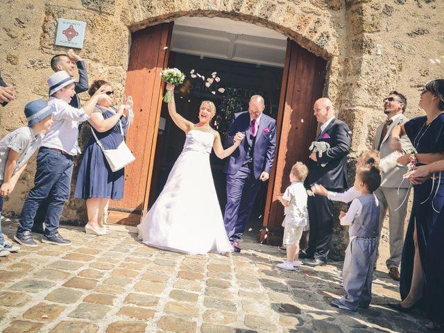 Le mariage de Cyril et Géraldine à Guyancourt, Yvelines 95