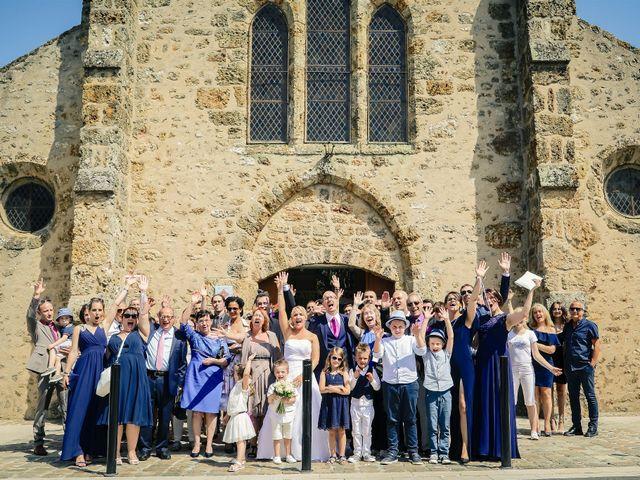Le mariage de Cyril et Géraldine à Guyancourt, Yvelines 97