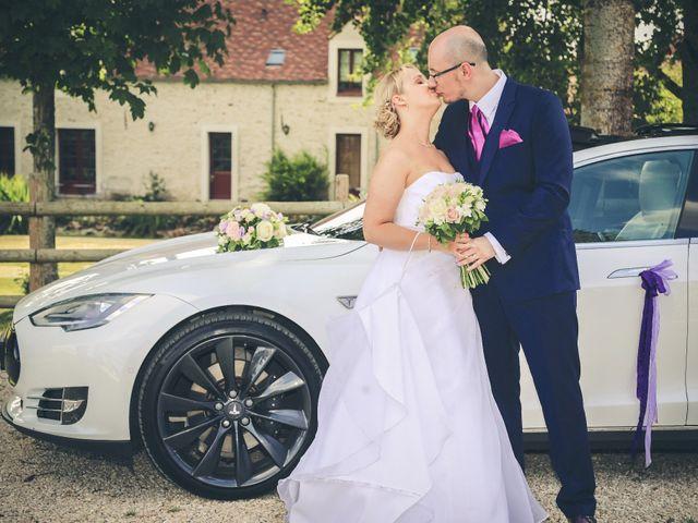 Le mariage de Cyril et Géraldine à Guyancourt, Yvelines 98