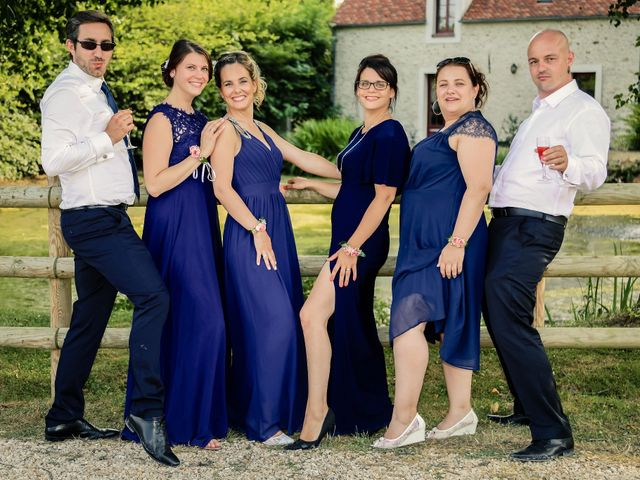 Le mariage de Cyril et Géraldine à Guyancourt, Yvelines 100