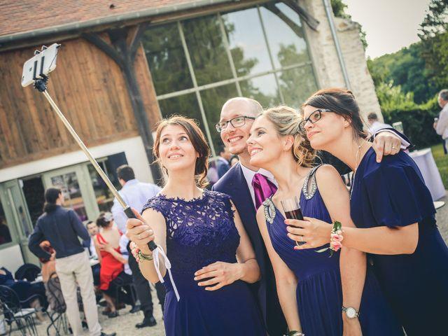 Le mariage de Cyril et Géraldine à Guyancourt, Yvelines 109