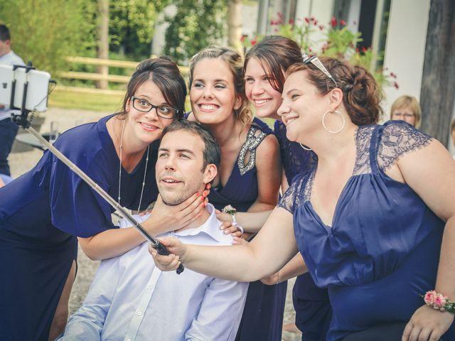 Le mariage de Cyril et Géraldine à Guyancourt, Yvelines 110