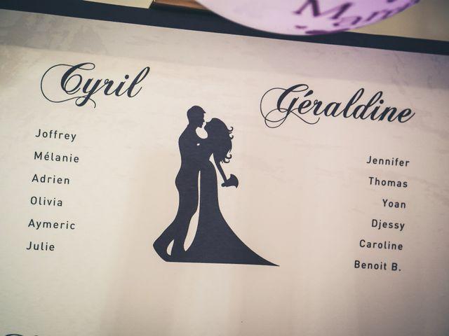 Le mariage de Cyril et Géraldine à Guyancourt, Yvelines 119