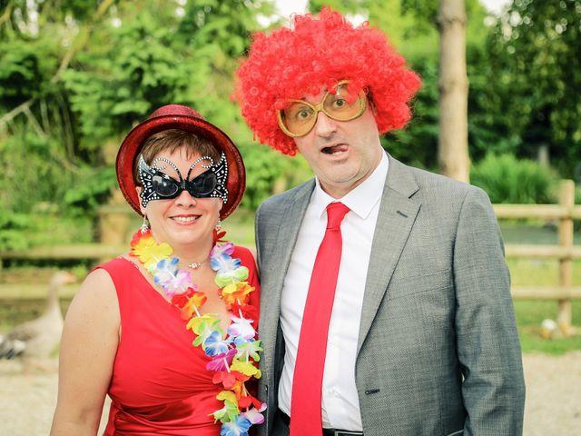 Le mariage de Cyril et Géraldine à Guyancourt, Yvelines 137